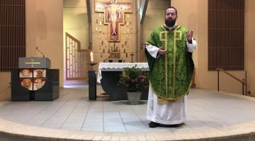 What Are You Asking Of The Lord? | Homily 17th Sunday